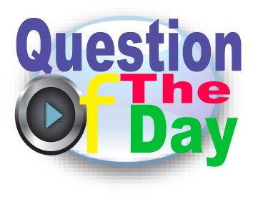 the q of the day show button