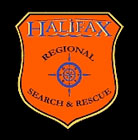 Halifax Regional Search and Rescue logo