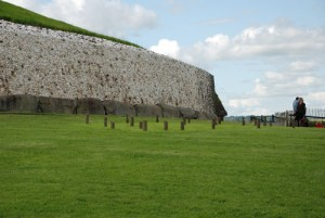 Newgrange has been designated a World Heritage Site by  UNESCO and attracts 200,000 visitors per year.