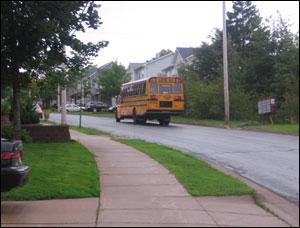 school bus small