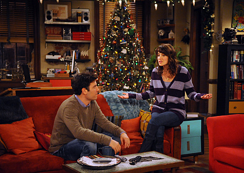 How I Met Your Mother Christmas.How I Met Your Mother My Favorite Things Haligonia Ca