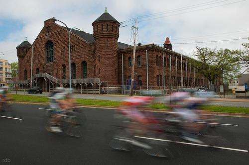 Bicycles Plus Commons Criterium Bike Race