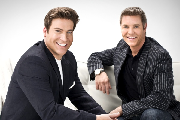 Steven and chris gay