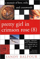 The TBR Challenge: Pretty Girl in Crimson Rose (8) by Sandy Balfour