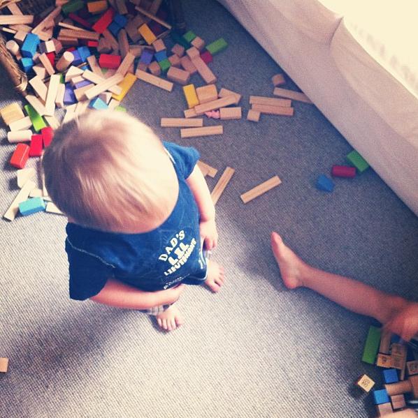 will wooden blocks make my child smarter?