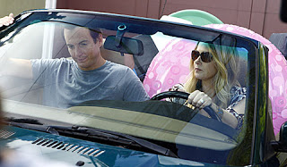 Up All Night: Baby You Can't Drive That Car