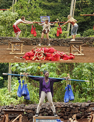 Survivor: Weight and See