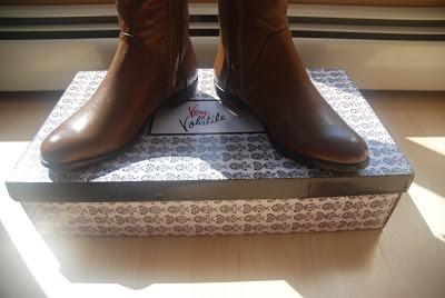 Charleston Riding Boots
