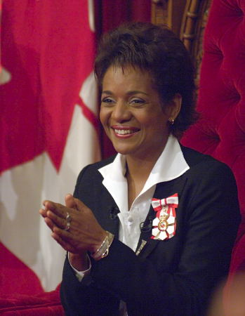 Governour-General Michaelle Jean