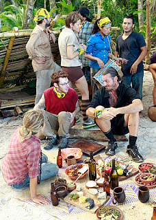 Survivor: Who's ready to play chicken?