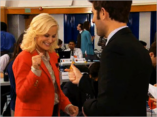 Parks and Recreation: Treaty Yo Self!