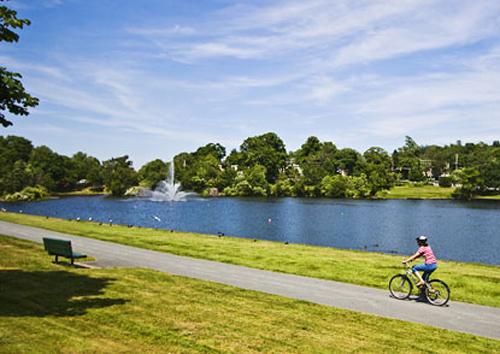 Sullivans Pond, Dartmouth