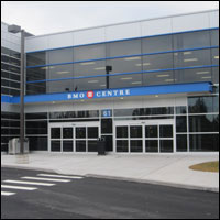 FCM's Green Municipal Fund supports BMO Centre