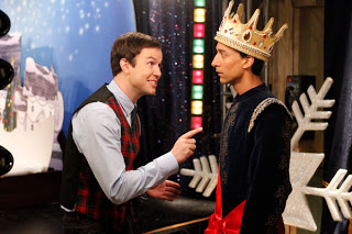 Community: A very Glee Christmas