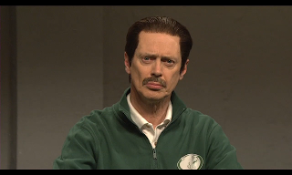 Allison Blogs SNL: Steve Buscemi