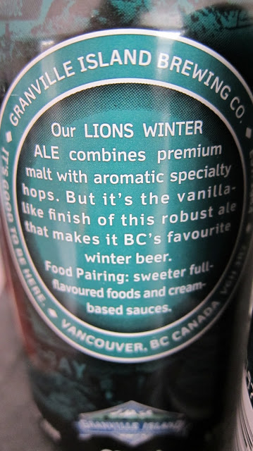 Lions Winter Ale Beer Cheese