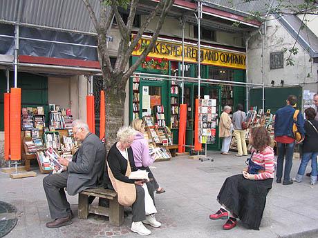 Paris Memories, George Whitman