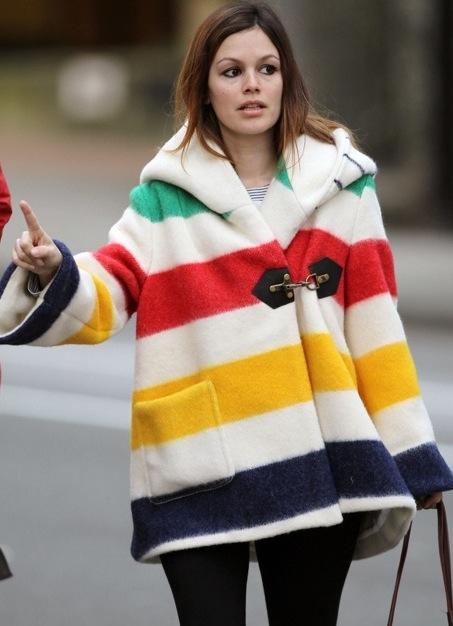 Coats I'm jazzed about