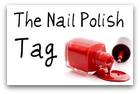 The nail polish tag
