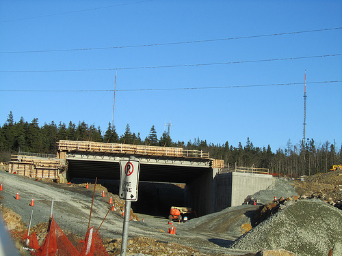 Washmill Lake Underpass