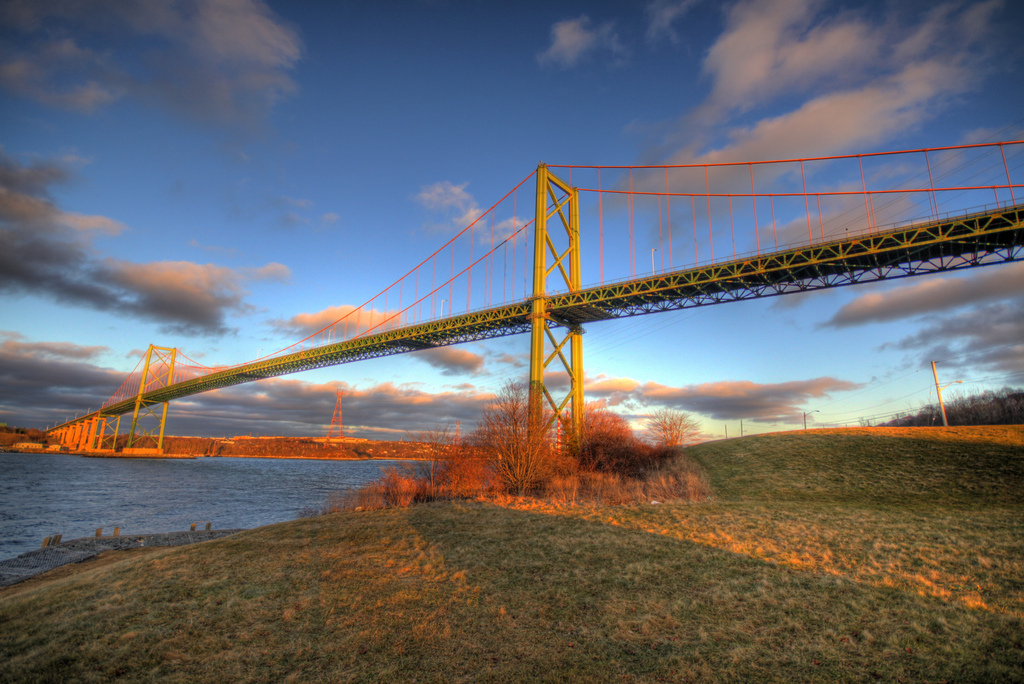 McKay Bridge, Halifax, NS - HDR