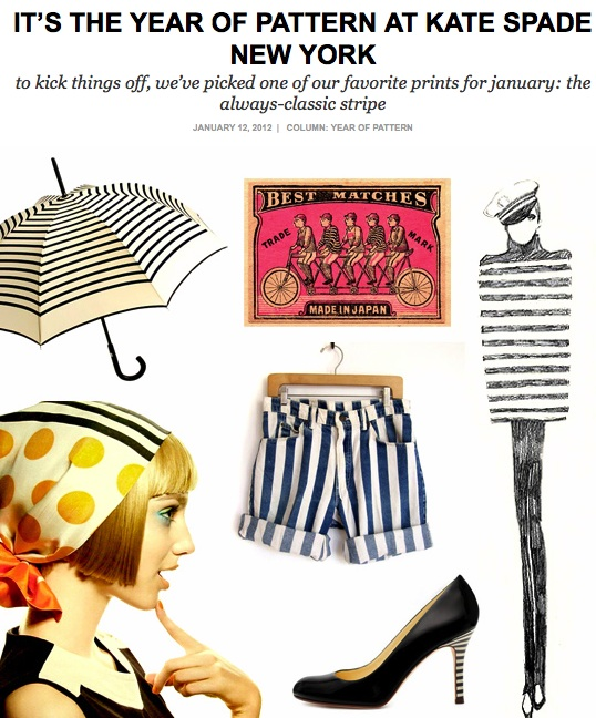 Favourite Friday – the Jan 27th edition – In which L-A finally shuts up about saddle shoes