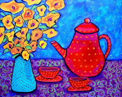 Preparing for Tea