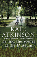 Kate Atkinson - Member of the Order of the Britsh Empire