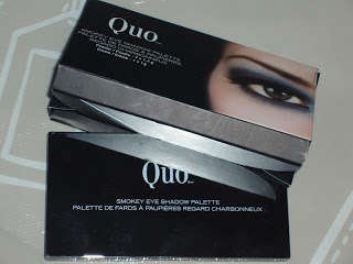 Quo Smokey Eyeshadow Palette