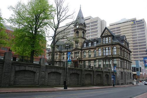 City Hall - Downtown Halifax 013