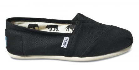 Okay TOMS, you win.