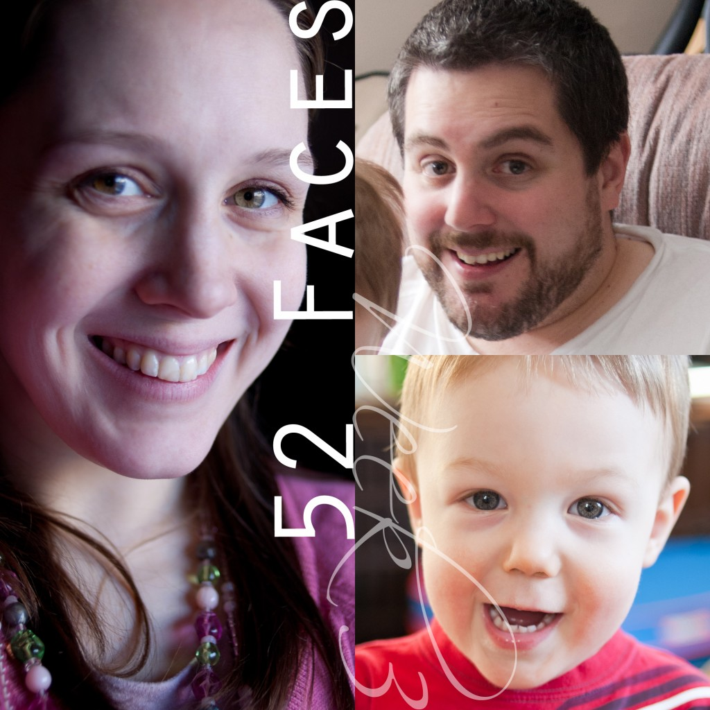 Faces of a Family: Week 3: Postscript