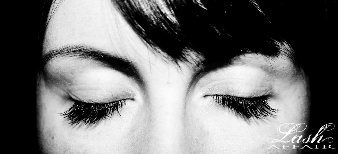 my before after: eyelash extensions and what to expect!