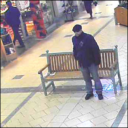 Police continue search for man in Bedford robbery