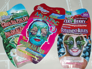 Montagne Jeunesse masks