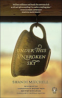 Kobzar Literary Award - Shandi Mitchell's Under This Unbroken Sky