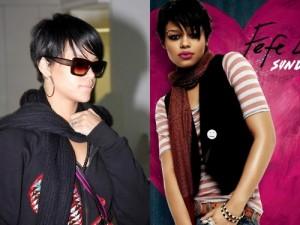 Fefe vs Rihanna