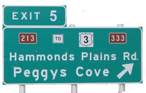Exit 5: Highway 103