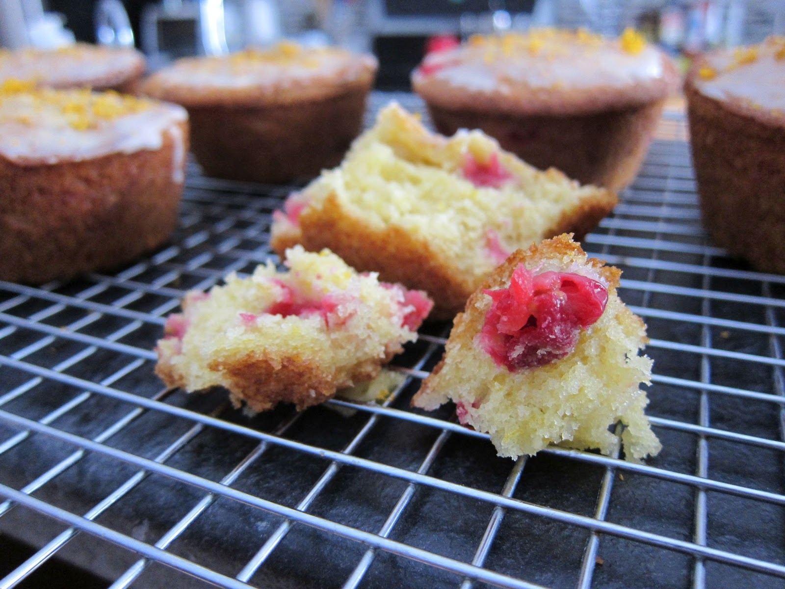 Muffin Monday: Honey Lemon Olive Oil Muffins | haligonia.ca