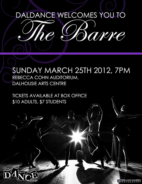 DalDance Presents: The Barre