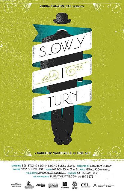 Slowly I Turn