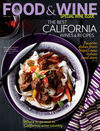 Food Wine Magazine: April Cover Recipe