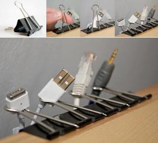 clip the cord