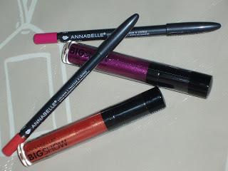 Annabelle Big Show Lip shines