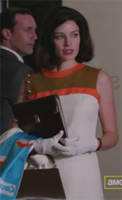 Mad Men season 5 Megan