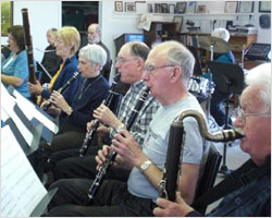 Bedford Leisure Club Orchestra spring concert
