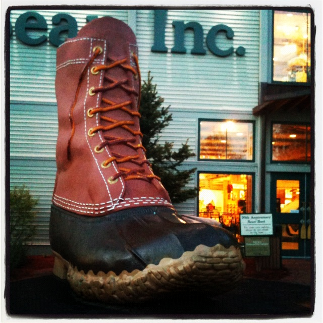 Making Fetch Happen: LL Bean