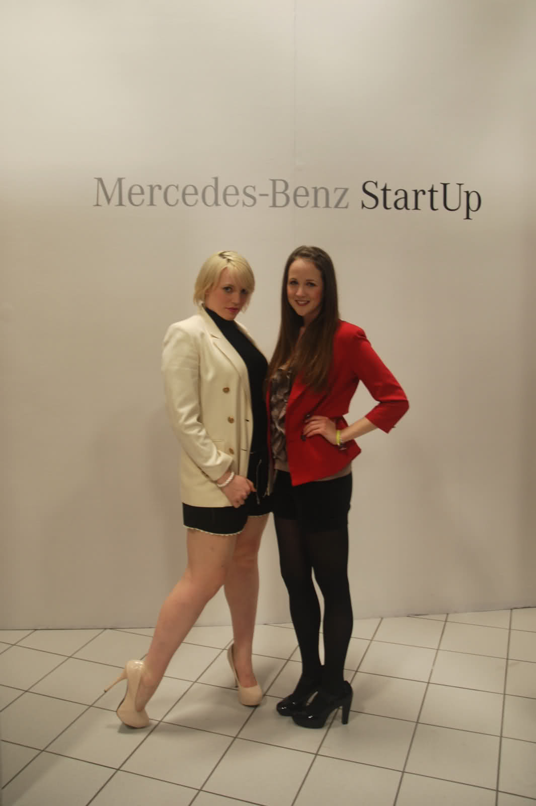 Mercedes-Benz Start Up