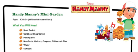 gardening with kids when you don't have a clue… plant a mini garden!