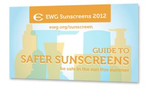just released! ewg's 2012 sunscreen guide (check toxicity levels of suncreens, spf lip balms, moisturizers and makeup)
